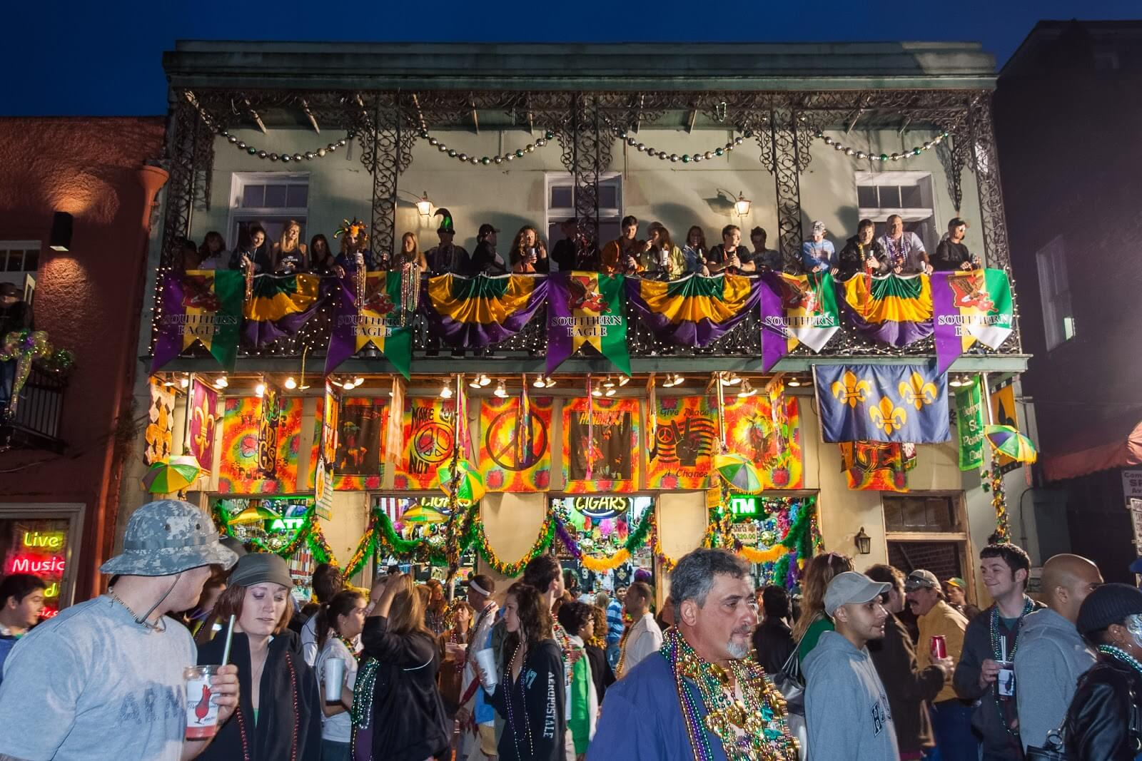 featured image for Top Mardi Gras celebrations around the world