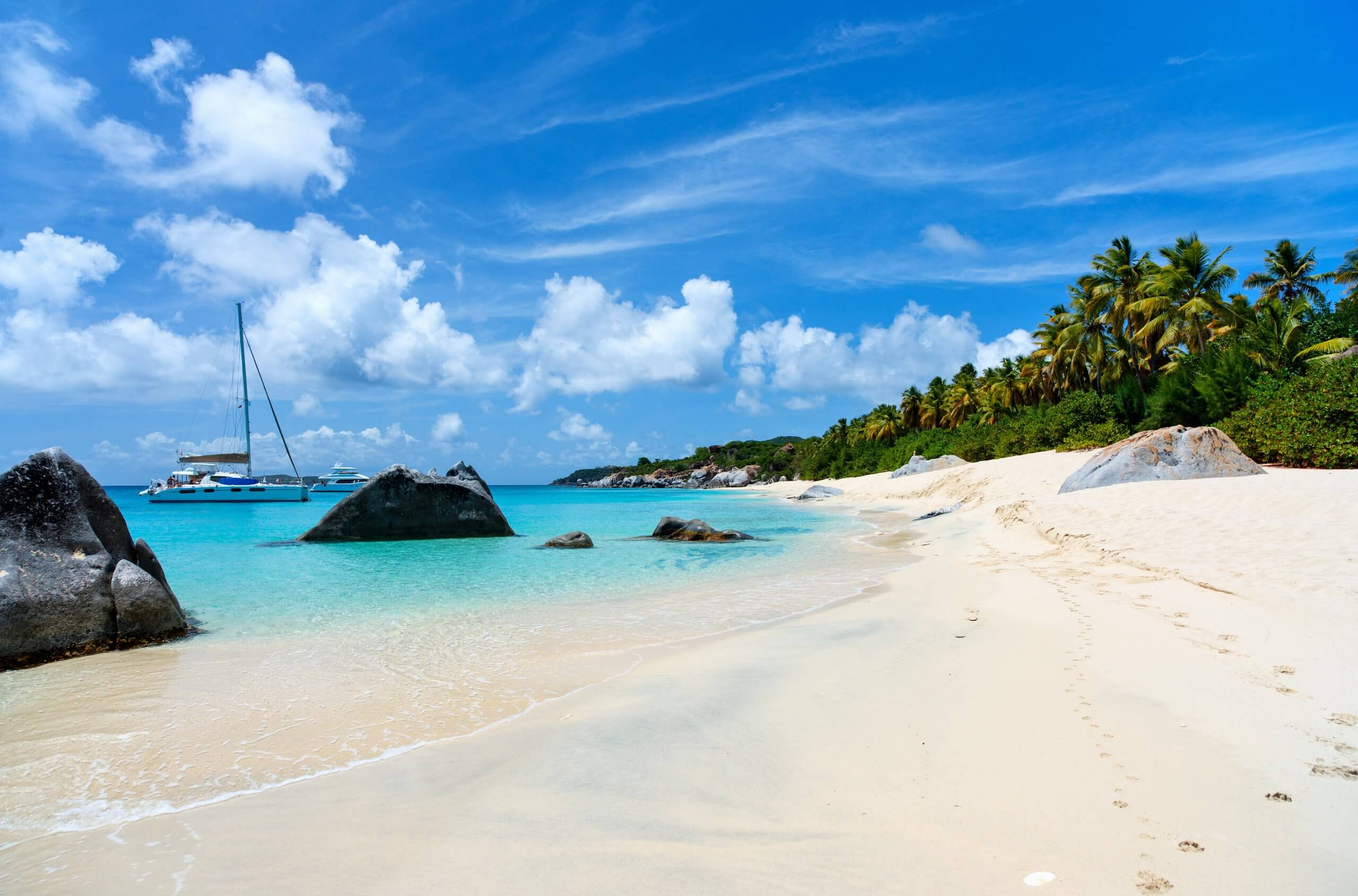 featured image for Virgin Islands escapes
